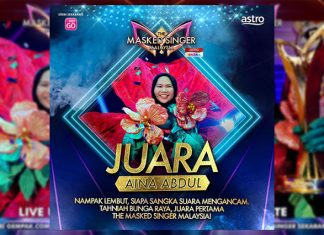 masked singer malaysia