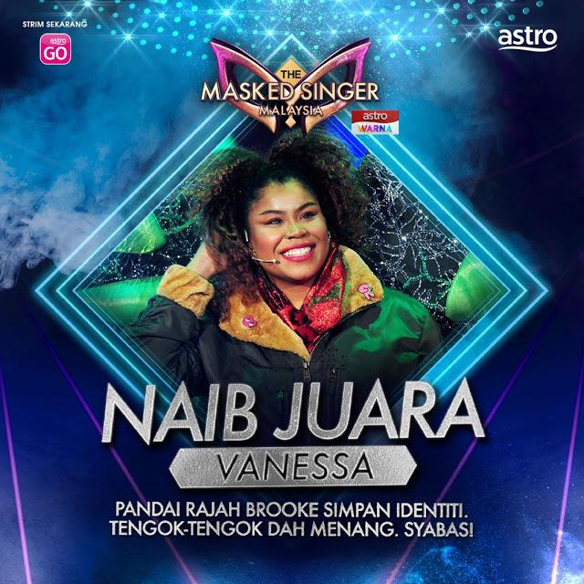 vanessa masked singer malaysia