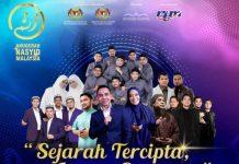 anugerah nasyid malaysia