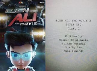 ejen ali the movie 2