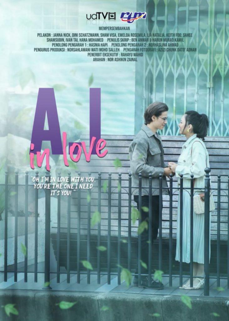 a.i in love