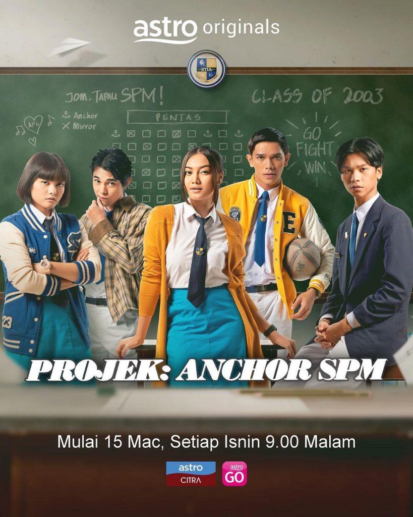 projek anchor spm