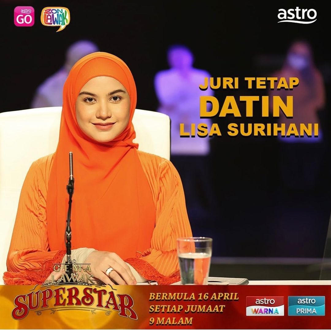 gema lawak superstar