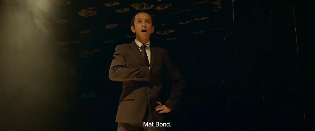 Mat Bond Malaya
