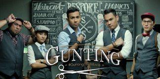 gunting the movie