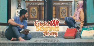 Cekelat Tak Semanis Honey