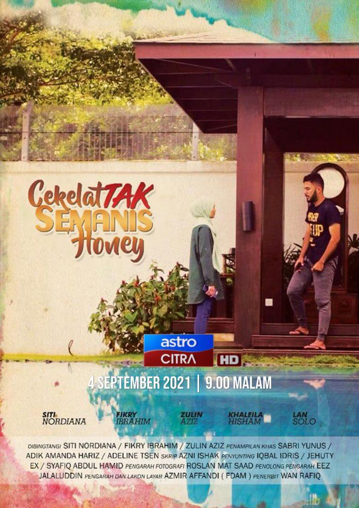 Telefilem Cekelat Tak Semanis Honey Astro Citra